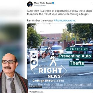DC mayor ignited outrage in a tweet after Uber Eats deadly carjacking