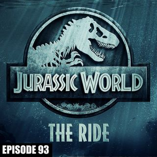 West Coast Update, Jurassic World The Ride Media Preview, Disneyland Update