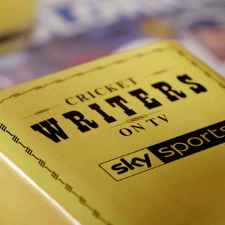 Cricket Writers On TV - August 27