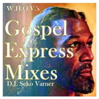 2002 Mix #21 - 10/2002 Mix #4 Gospel Express Mix Holy-Hip-Hop