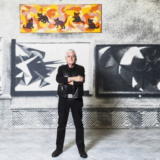 Germano Celant: an arts officer and a gentleman