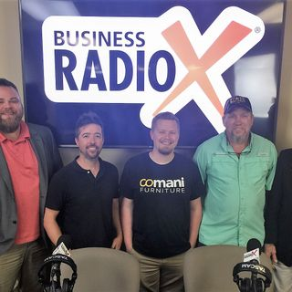 Dustin Harper & Jordan Bearden with Comani and Ron Combs with Combs Pest Control