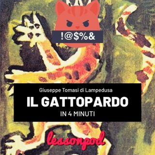 Il gattopardo in 4 minuti