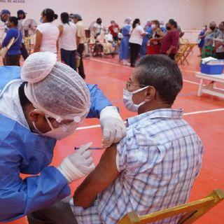 Arranca en Oaxaca, vacunación para personas de 50 a 59 años