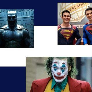 La Distinta Concorrenza fa le cose in grande -  Batman, Joker e l'Arrowverse sulla cresta dell'onda