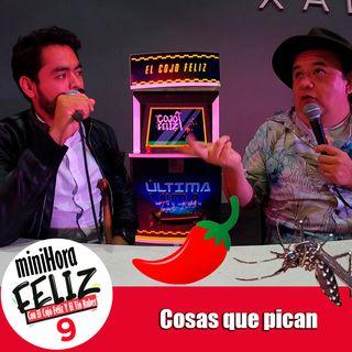 Mini Hora Feliz 9: Cosas que pican en vivo desde Xalapa