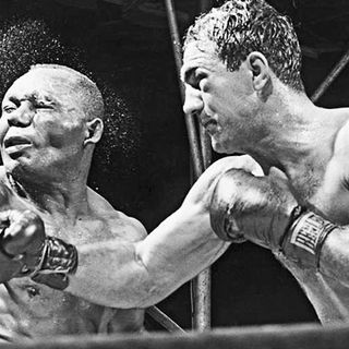 Old Time Boxing Show:Looking Back at the Career of Rocky Marciano