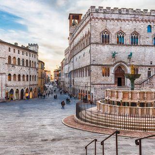 28 - Salvatore racconta... Perugia, al centro con orgoglio
