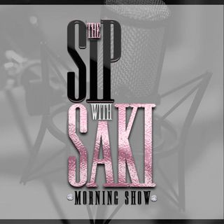 The Sip With Saki Show ft. Crazy Dj BAzarro on Slow Jamz MIx