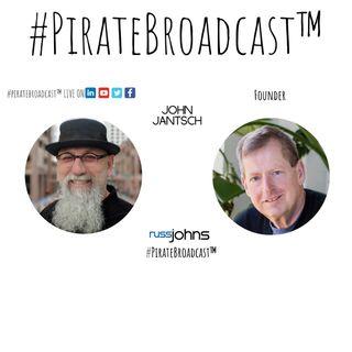 Catch John Jantsch on the #PirateBroadcast™