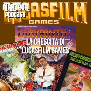 Ep.46 - La crescita di LUCASFILM GAMES