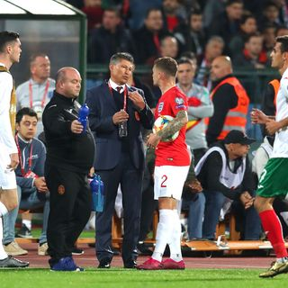 """The """"most appalling night"""" in English football"""