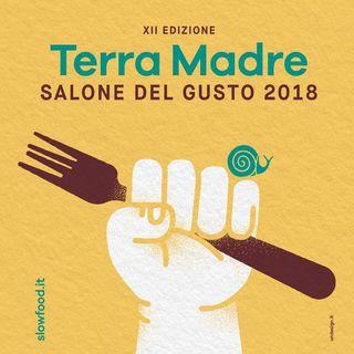 """Alessandra Turco """"Terra Madre - Salone del Gusto"""""""