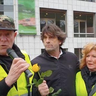 'Staats en Postcode Loterij-Maffia' & BN-Hoeren Ontmaskerd, Meer,Meer gele Hesjes in Amsterdam. (1,2019)