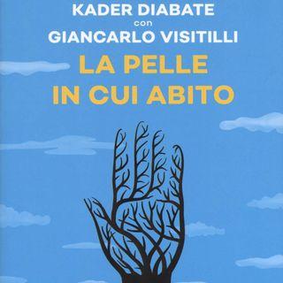 """Giancarlo Visitilli con Kader Diabate """"La pelle in cui abito"""""""