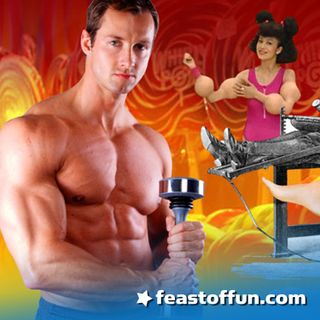 Outrageous Fitness Trends