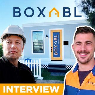 195. Elon Musk's Foldable Tiny House | Boxabl CEO interview 🏠