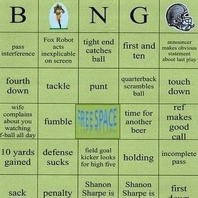 Bummin Cousins Classic: TD Bingo!