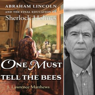 One Must Tell The Bees - Author J Lawrence Matthews on Big Blend Radio