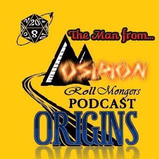 The Man From Osirion: ORIGINS Ep. 0.3 (The Infernal Vault PFS)