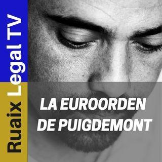 Que es la Euroorden | Euroorden Puigdemont | Ultima Hora Puigdemont | Juez Llarena [2018]