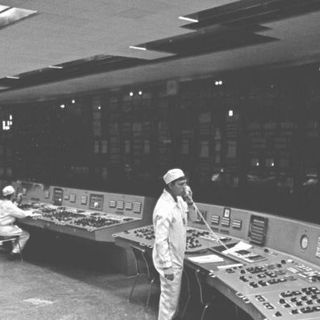 Chernobyl and the fall of the Soviet Union
