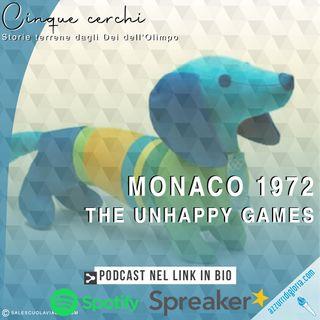 Monaco 1972 - The unhappy Games