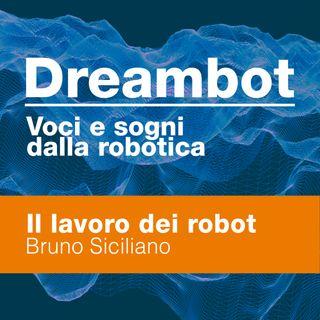 Il lavoro dei robot - Bruno Siciliano