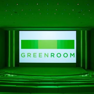 Pat McEvoy talks about the Green Room awards