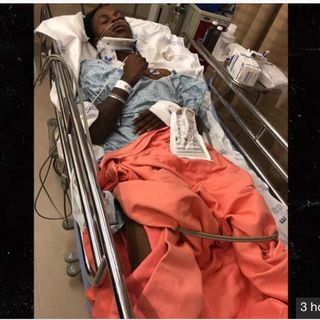 What happened? Rich the kid hospitalized after home invasion