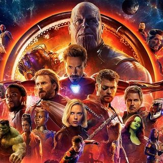 #169: Avengers - Infinity War, A Quiet Place & more...