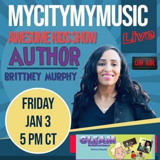 INTERVIEW WITH AUTHOR BRITTNEY MURPHY