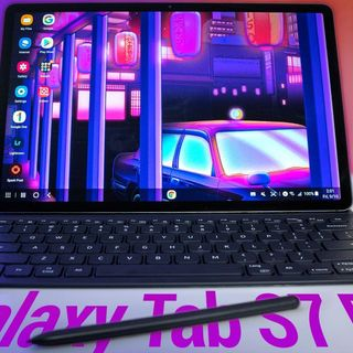 Hands-On Tech: Samsung Galaxy Tab S7 FE Review