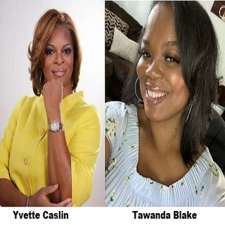 Yvette Caslin and Tawanda Blake share how they are crushing goals on #ConversationsLIVE ~ #Icrushgoals