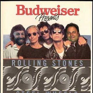 Rolling Stones: Steel Wheels