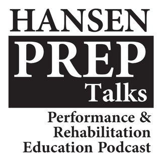 PREP Talks Episode 007 - Tommy Christian:  Boosting Performance with Passion and Precision
