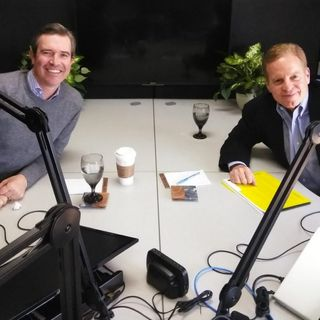 Craig Lucie From News Anchor to Chief Story Teller Part 1 of 2 on Capital Club Radio