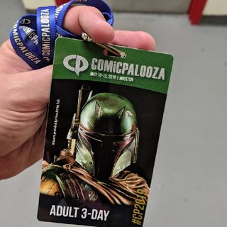 Comicpalooza 2019