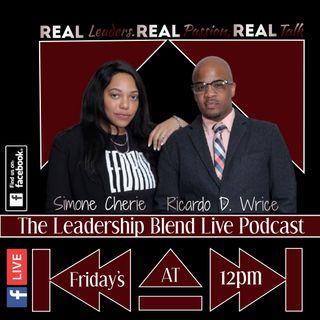 The Leadership Blend Live Podcast
