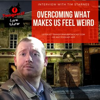 Episode 23: The Philosophy of Overcoming What Makes Us Feel Weird