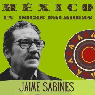 Jaime Sabines -Juliette cuenta  su vida y te enseña sus poemas