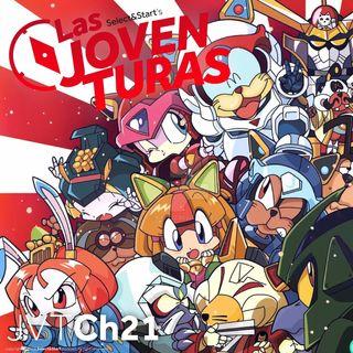 Las Joventuras 21: Los Gatos Samurai