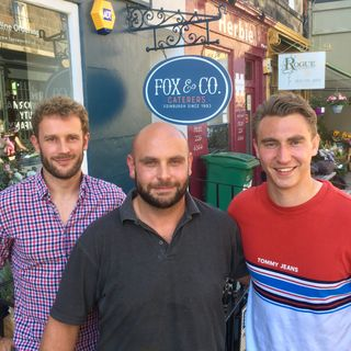 Episode 39 - with Scotland back rower Jamie Ritchie and Andrew Fowler