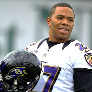Sports In the Spirit: Ray Rice