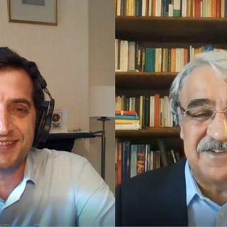 """HDP Eşbaşkanı Mithat Sancar Anlatıyor - 2: """"HDP gövdesi Kürt, dalları Türkiye halkları olan bir partidir."""""""