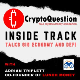 Inside Track with Co-Founder Adrian Triplett of Lunch Money