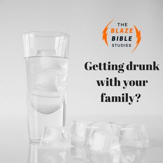 Getting drunk with your family? -DJ SAMROCK