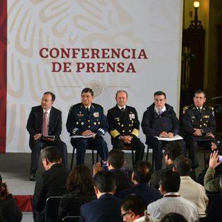Descartan división en Ejército mexicano
