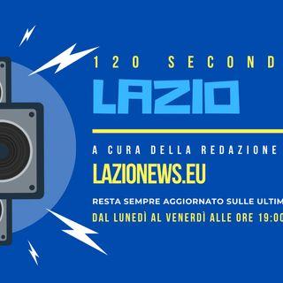 120 secondi di Lazio, le news del 30 aprile 2020