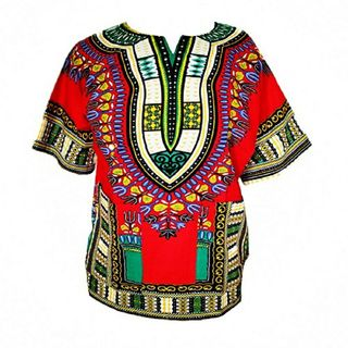 Caras Kente Cloth Hatred Closed Southern Women Cackling